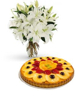 crostata-alla-frutta-bouquet-di-gigli